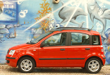 Fiat Panda 5d - 1.3 Mjet Emotion (2003)