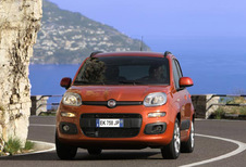 Fiat Panda 5p - 1.2 Lounge (2012)