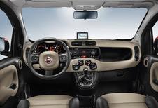 Fiat Panda 5d - 1.2 Lounge (2012)