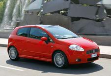 Fiat Punto 3p - 1.3 Mjet 70 Actual (2005)