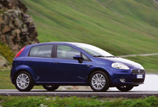 Fiat Punto 5p - 1.3 Mjet 90 Dynamic (2005)