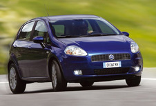 Fiat Punto 5p - 1.3 JTD 90 Emotion (M6) (2005)