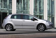 Fiat Punto 5p - 1.3 Mjet 70 Dynamic (2009)