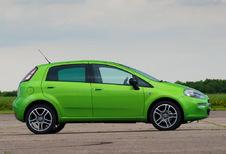 Fiat Punto 5p - 1.4 8v 57kW S&S Sportline (2013)