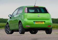 Fiat Punto 5p - 1.2 8v 69CH/PK Easy (2018)