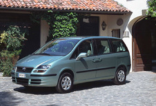 Fiat Ulysse - 2.0 Mjet 136 Emotion (2002)