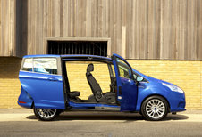 Ford B-Max - 1.0i EcoBoost 74kW S/S Trend (2017)