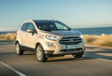 Ford Ecosport - 1.0i EcoBoost 92kW Trend (2019)