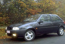 Ford Fiesta 3p - 1.3i Limited (1995)