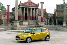 Ford Fiesta 3p 1.6 TDCi Champions Plus Edition ECOnetic II