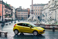 Ford Fiesta 3p - 1.6 TDCi 95 Econetic Trend (2008)