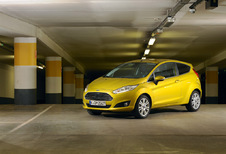 Ford Fiesta 3p - 1.0i EcoBoost S/S 92kW Sport (2014)