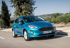 Ford Fiesta 3p - 1.1i 63kW Trend (2019)