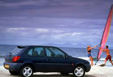 Ford Fiesta 5d - 1.3i CLX (1995)