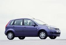 Ford Fiesta 5p - 1.4 TDCi Ghia (2002)