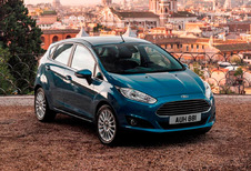 Ford Fiesta 5d - 1.6 TDCi Econetic (2008)