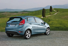 Ford Fiesta 5p - 1.6 TDCi Econetic (2008)