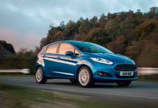 Ford Fiesta 5d - 1.6 TDCi 95 Econetic (2008)