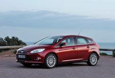 Ford Focus 5p - 1.6 TDCI 115 Titanium (2011)