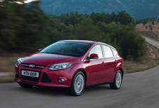 Ford Focus 5d - 1.6 TDCI 95 Trend (2011)