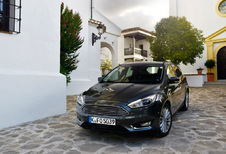 Ford Focus 5p - 1.0i EcoB. 92kW Trend Edition (2014)