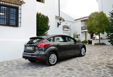 Ford Focus 5d - 1.0i EcoB. 92kW Trend Edition (2014)