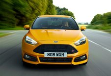 Ford Focus 5d - 107kW Electric (2015)