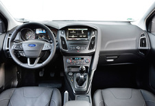 Ford Focus Clipper - 1.6 TDCI 70kW S/S Trend (2014)