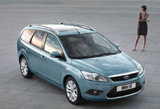Ford Focus SW - 1.6 TDCi 90 Econetic (2004)