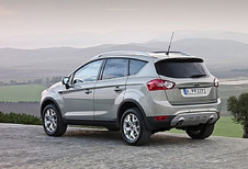 Ford Kuga - 2.0 TDCi 2WD Trend (2008)