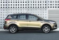 Ford Kuga - 1.6 EcoBoost 180 4x4 Auto. Titanium (2013)