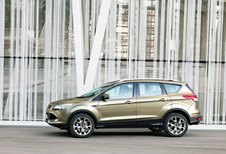 Ford Kuga - 1.5i EcoB. 110kW S/S Business Edition (2016)