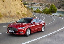 Ford Mondeo 5d - 2.0 TDCi 110kW S/S Business Class+ (2016)