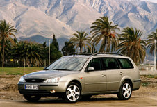 Ford Mondeo Clipper - 2.0 TDCi 130 Ghia (2000)