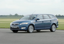 Ford Mondeo Clipper - 1.6 TDCi Econetic Titanium (2007)