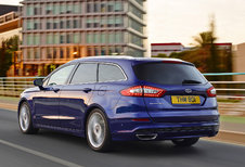 Ford Mondeo Clipper - 2.0 TDCi 132kW S/S ECOn Business Class+ (2016)