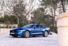 Ford Mustang - 5.0i V8 GT (2021)