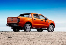 Ford Ranger 2p - 3.2 TDCi Wildtrak (2012)