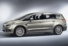Ford S-Max - 1.6 TDCi 85kW ECOn S/S Titanium Style (2014)