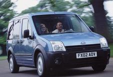 Ford Tourneo 4p - 1.8 TDCi 90 (2004)