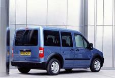 Ford Tourneo 4p - 1.8 TDCi 110 GLX (2004)
