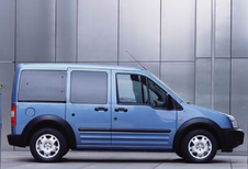 Ford Tourneo 4p - 1.8 TDCi 75 (2004)