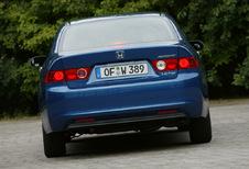 Honda Accord 4p - 2.2 i-CTDi Sport (2003)
