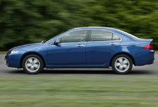 Honda Accord 4d - 2.4 Executive A (2003)