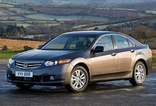 Honda Accord 4p - 2.0i Elegance Edition (2008)