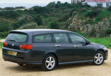 Honda Accord Tourer - 2.4 Executive (2003)