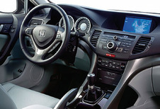 Honda Accord Tourer - 2.2 i-DTEC Executive (2008)