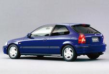 Honda Civic 3p - 1.4i (1995)