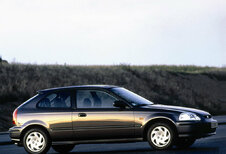 Honda Civic 3d - 1.4i (1995)