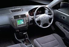 Honda Civic 3p - 1.5i LS (1995)